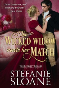 The Wicked Widow by Stefanie Sloane